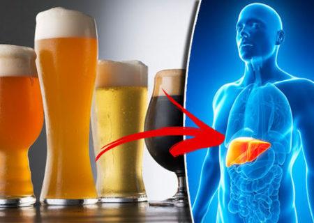 Rượu – nguyên nhân dẫn đến gan nhiễm mỡ nhanh chóng và nguy hiểm